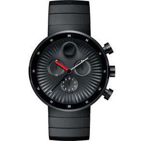 đồng hồ Movado EDGE 3680011 Chrono Black PVD Stainless Steel Men's 42mm