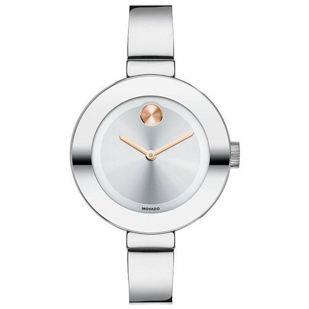 dong ho Movado Bold 3600194 Stainless Steel Women's Swiss Watch 34mm