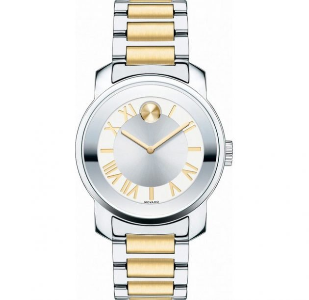 dong ho Movado Bold 3600245 Two-Tone Stainless Steel Women's 32mm