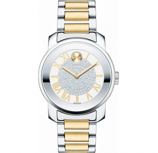 dong ho Movado Bold 3600256 Two-Tone Women's Watch 32mm