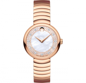 Đồng hồ MOVADO MYLA MOTHER OF PEARL DIAL WATCH 28.5MM