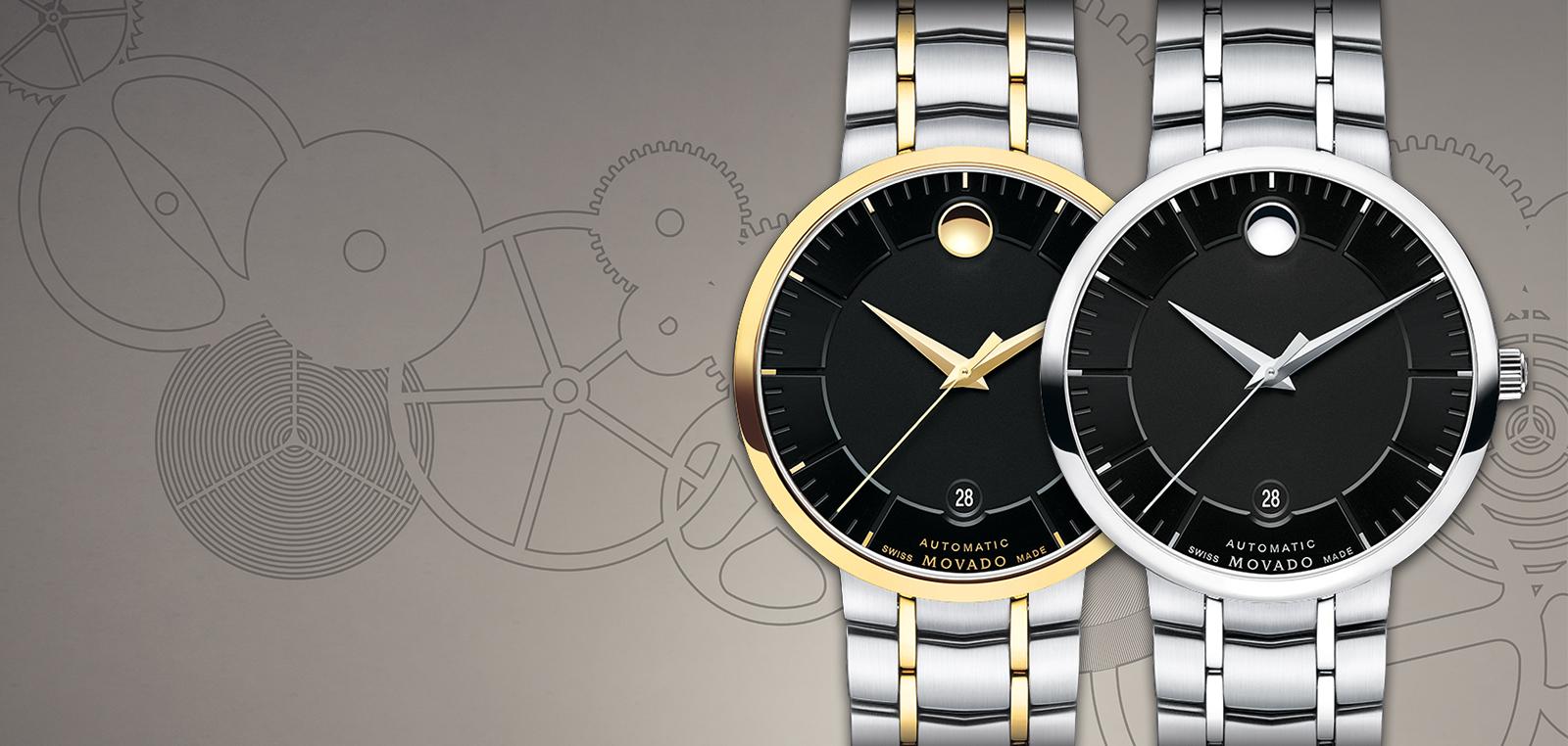 Đồng hồ movado nam nữ chính hãng