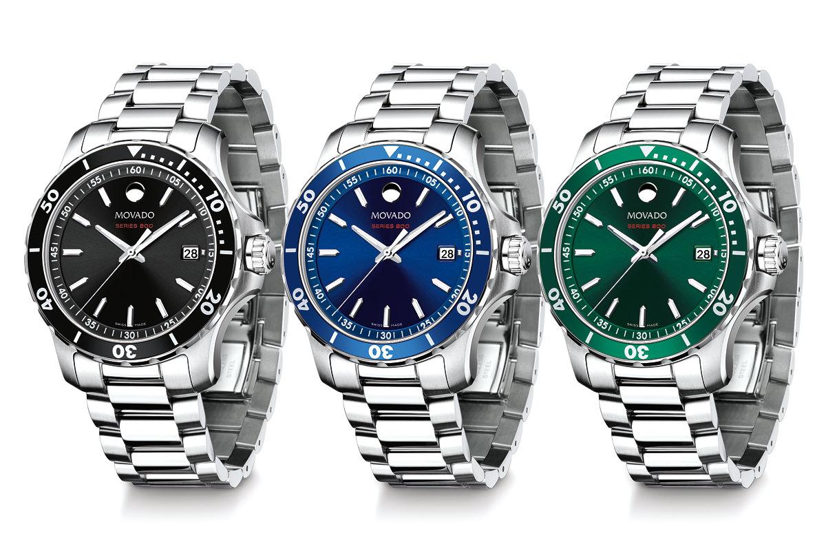 đồng hồ Movado Series 800