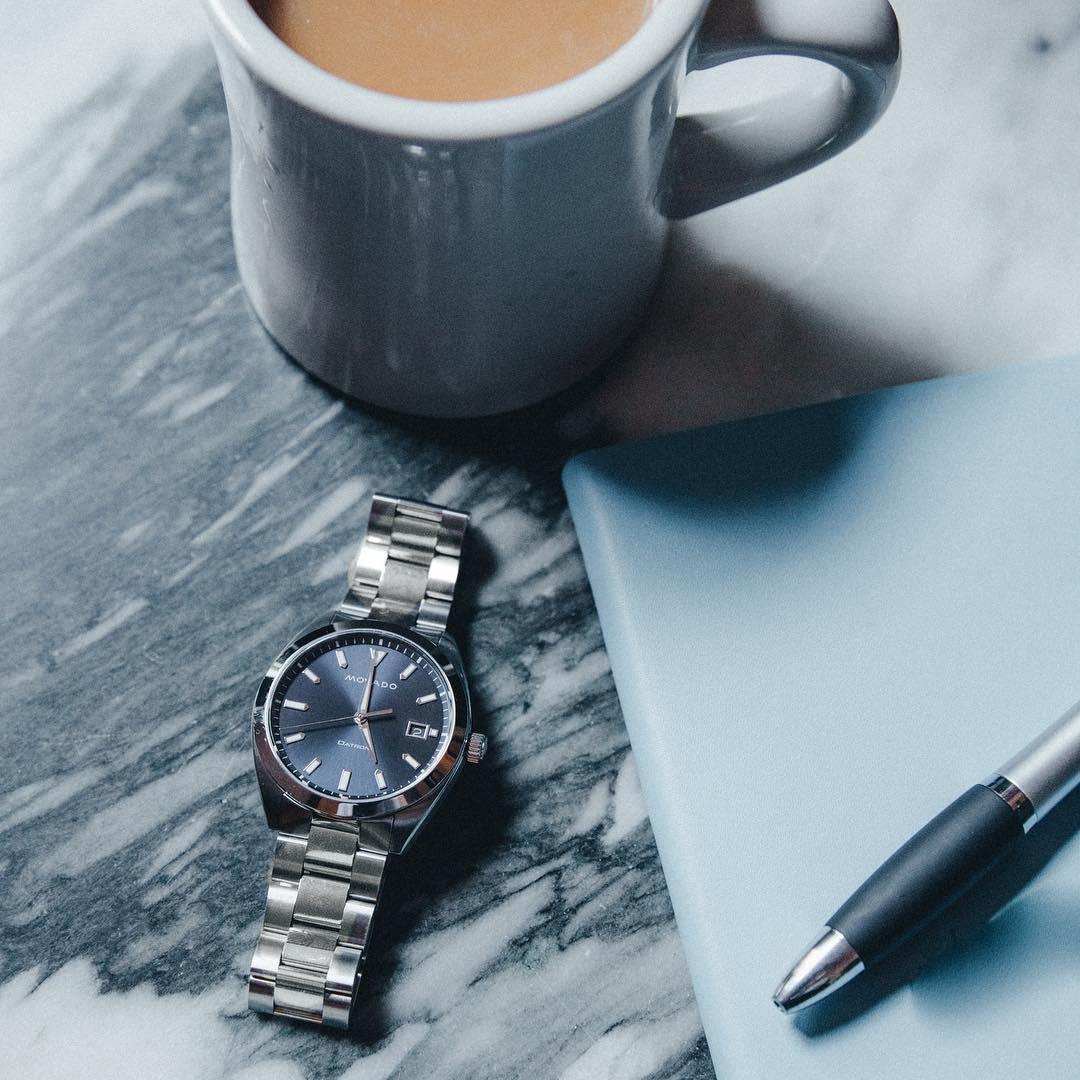 banner Sức hút của đồng hồ Movado chính hãng