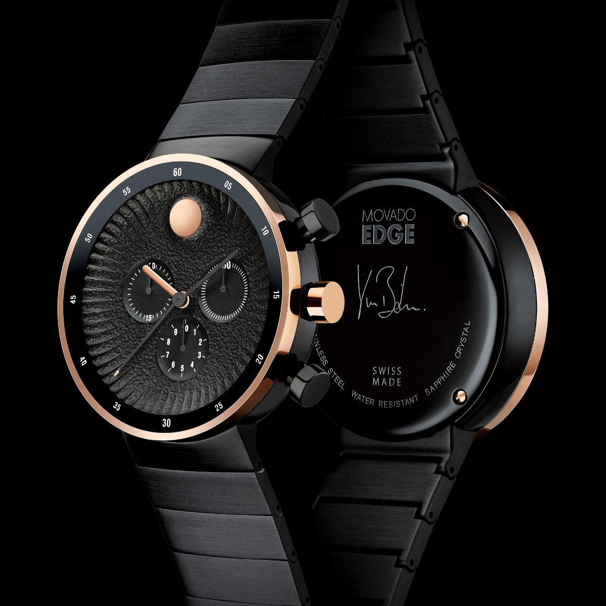 banner đồng hồ movado edge new 2017