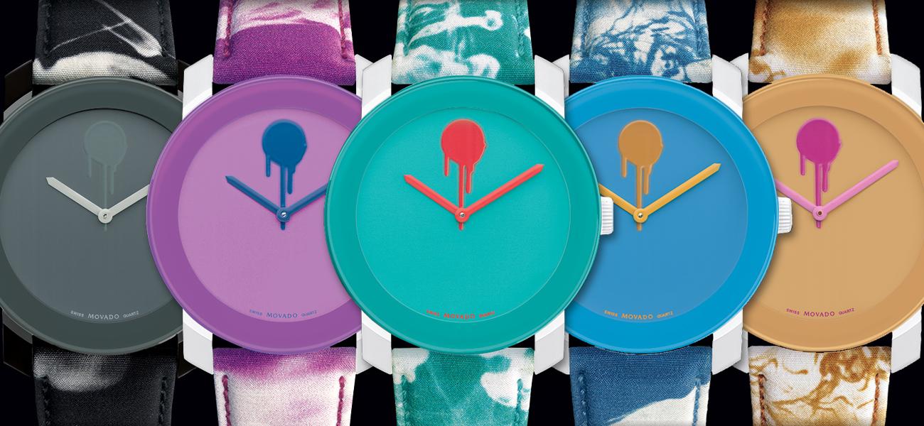 Đồng hồ Movado Bold Chris Benz Limited Edition
