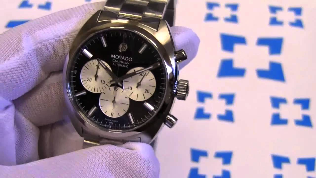 Đồng hồ Movado Datron Quartz