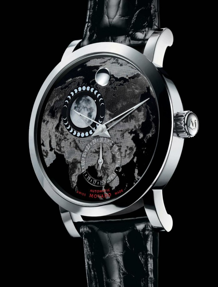 Đồng hồ Movado Red Label Planisphere