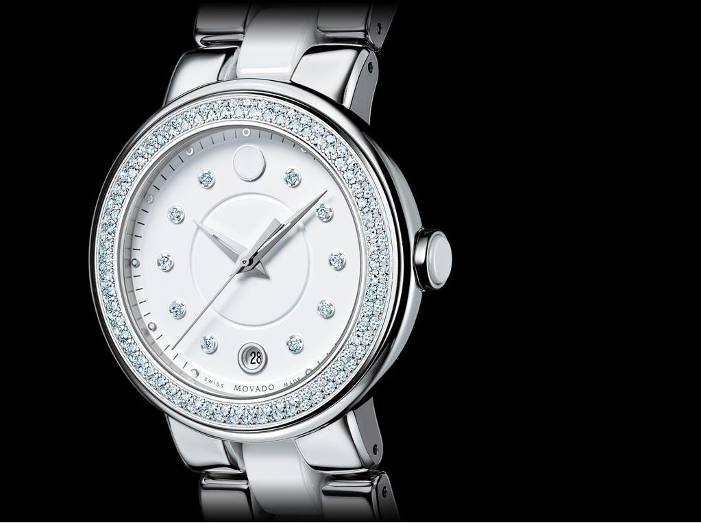 Đồng hồ nữ Movado Cerena