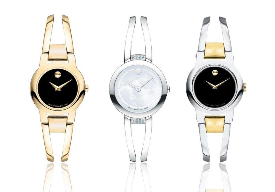 Bộ sưu tập đồng hồ Movado Amorosa