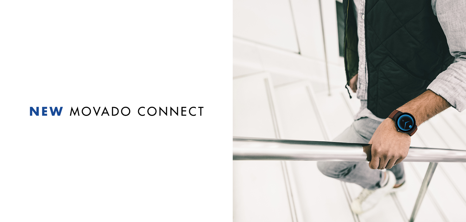 Đồng hồ Movado Connect