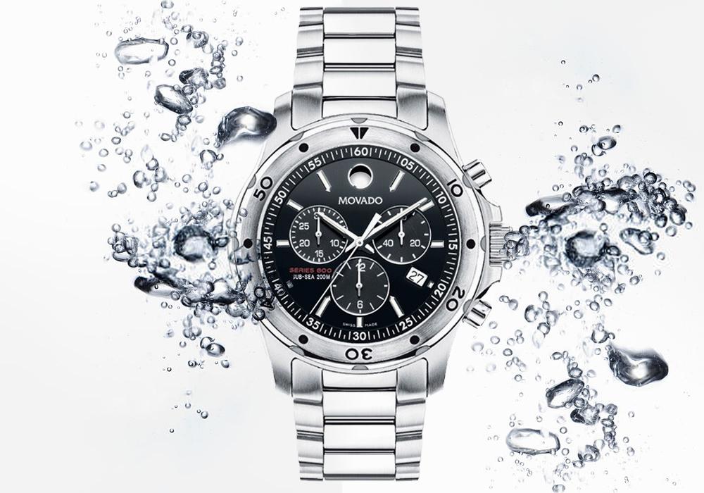 Đồng hồ Movado Series 800 Sub-Sea Chronograph