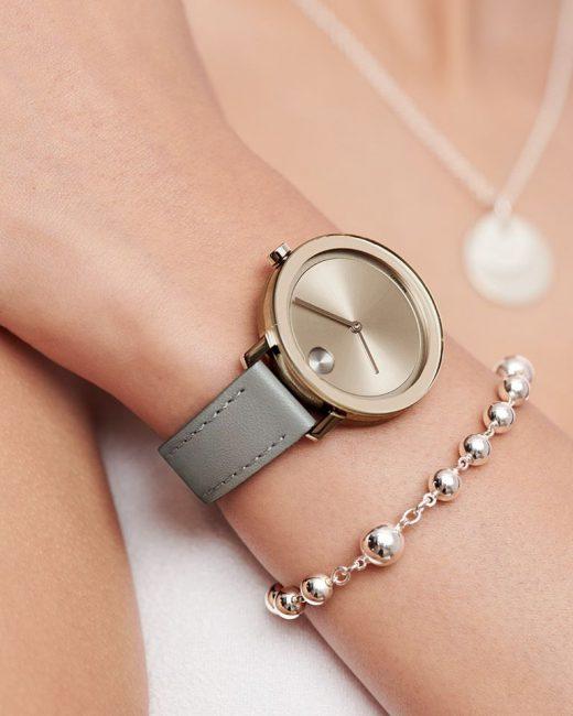 đồng hồ nữ Movado Bold