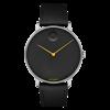 Movado 3640033 Face Black Watch 41mm
