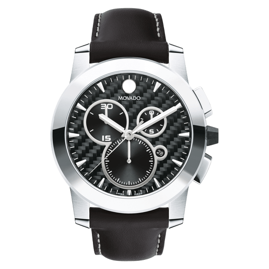 Movado Vizio Chronograph Watch 45mm