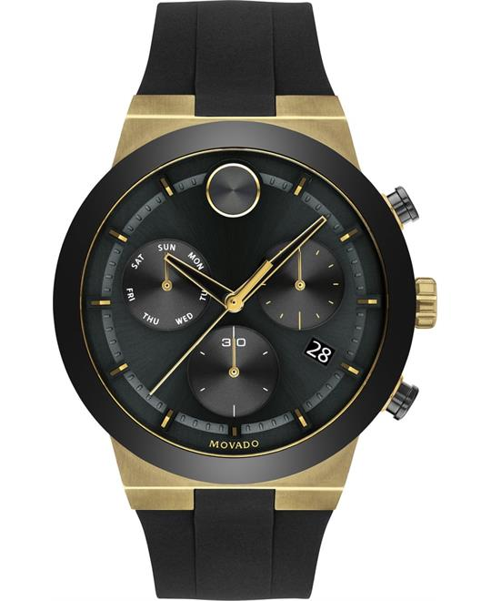 Movado Bold Evolution Chronograph Watch 44.5