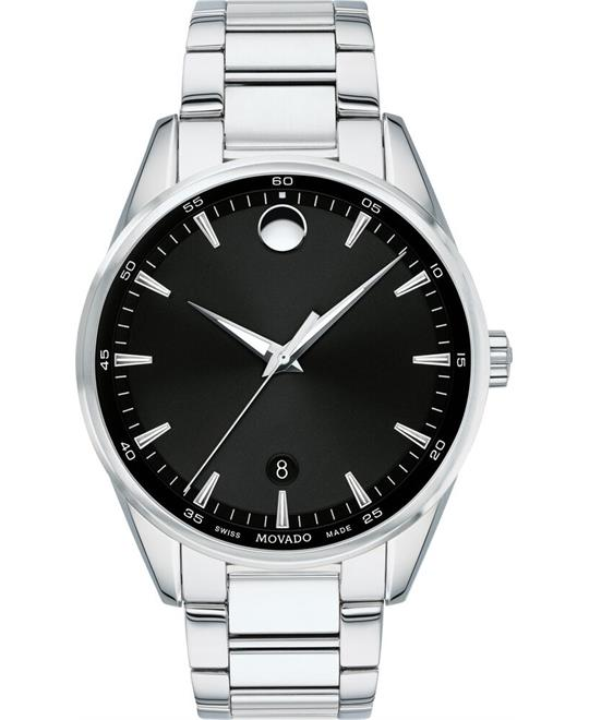 Movado Stratus Watch 40mm