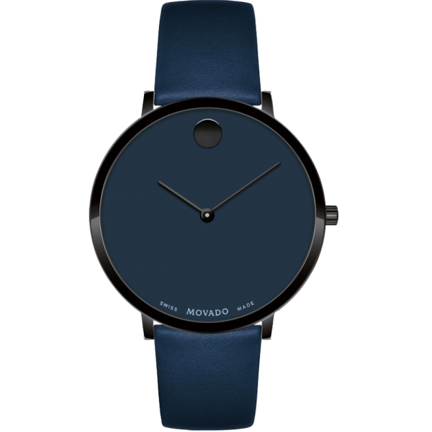 Movado Modern 47 Navy Watch 35mm
