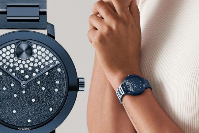 đồng hồ movado bold evolution mới